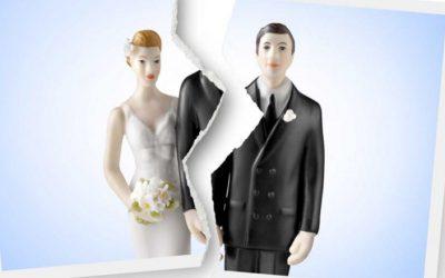 Tipos de divorcio en Chile